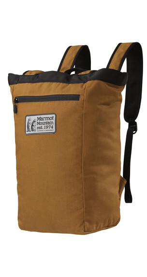 Marmot Urban Hauler Med Canvas Waxed Field Brown